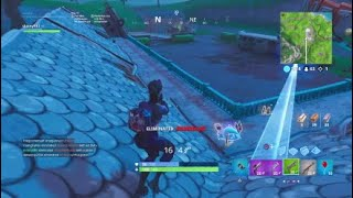 Fortnite victory royal (Skinny981) storm hate us bruh
