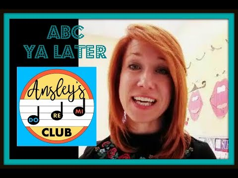 ABC Ya Later