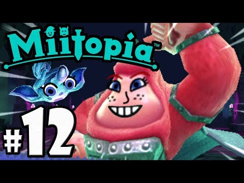 Miitopia PART 12 - General Wendy's Boss - Mickey's Nightmare - Nintendo 3DS Gameplay Walkthrough