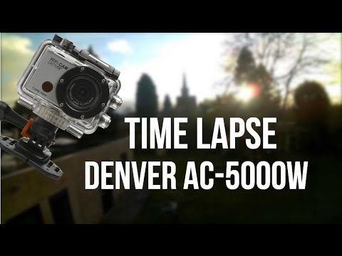 time lapse denver ac 5000w action cam youtube. Black Bedroom Furniture Sets. Home Design Ideas