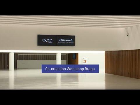 XPRESS Co-creation workshop Braga