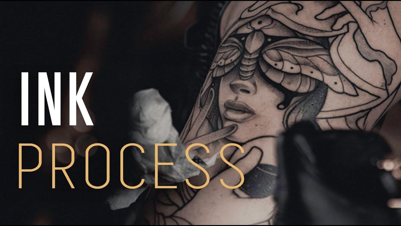 Ink Process