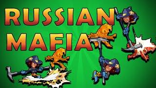 Brawlhalla - How To ACTUALLY do the RUSSIAN MAFIA COMBO!