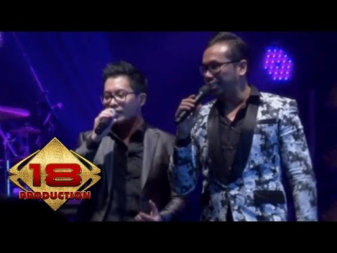 Kerispatih feat. Sammy Simorangkir - Aku Harus Jujur  (Live Konser Surabaya 5 Desember 2014)