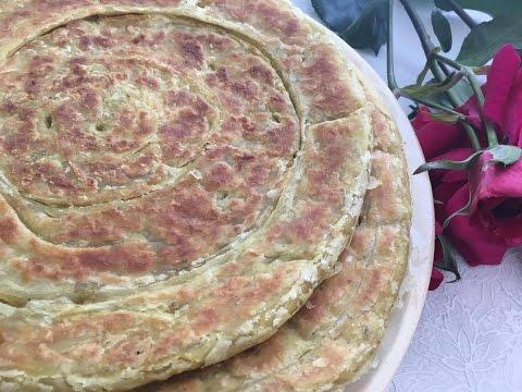Bakı Mətbəxi- Fəsəli (Yağlı Fətir)