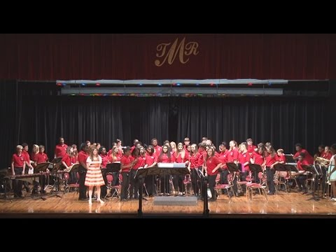 Brewton Middle School Spring Band Concert