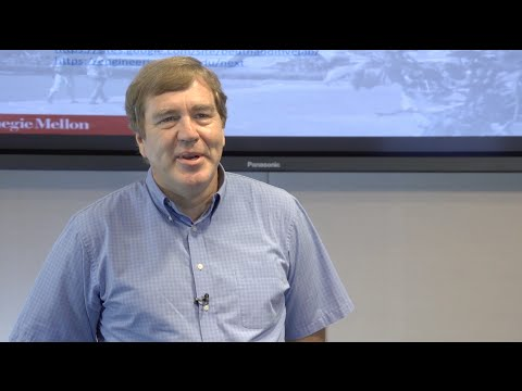Jack Beuth: Process Mapping For Additive Manufacturing