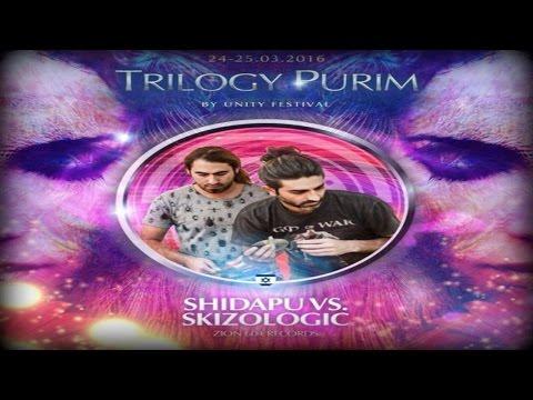 Shidapu Vs. Skizologic @ UNITY Trilogy Purim 2016