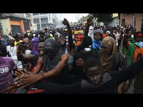 How Haiti's Spontaneous Uprising is Connected to Venezuelan Solidarity (2/2)