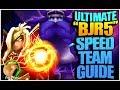 """""""BJR5"""" Raid 5 Speed Nuke Guide w/Baleygr & Janssen (Summoners War)"""