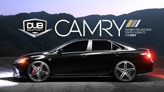2015 DUB Edition Toyota Camry