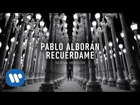 Pablo Alborán - Recuérdame (new) (Audio oficial)