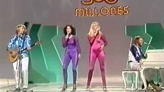 ABBA - Voulez Vous (Live 300 Millones Spain 1979 HD)