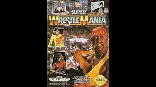 WWF Super Wrestlemania (Sega Genesis) - Game Play