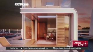 Dubai welcomes latest wonder, floating villa, in middle of ocean