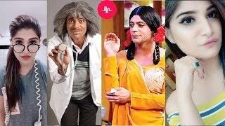 Bhavna Mayani # Dr Gulati #Kapil Sharma #Acting Wars #Musical.ly | MUSICALLY