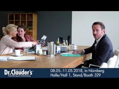 Dr.Clauder´s Invites You To The Interzoo 2018