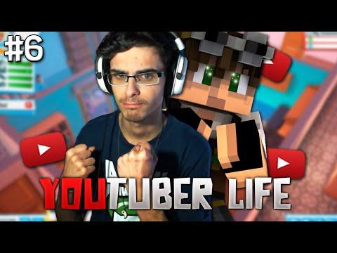 LA WEBCAM IN HD ! - YOUTUBERS LIFE ITA - EPISODIO 6