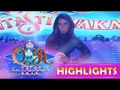 It's Showtime Miss Q and A: Lassy Lassy Balasi, Sino? Sino Ba Sila delivers her introduction