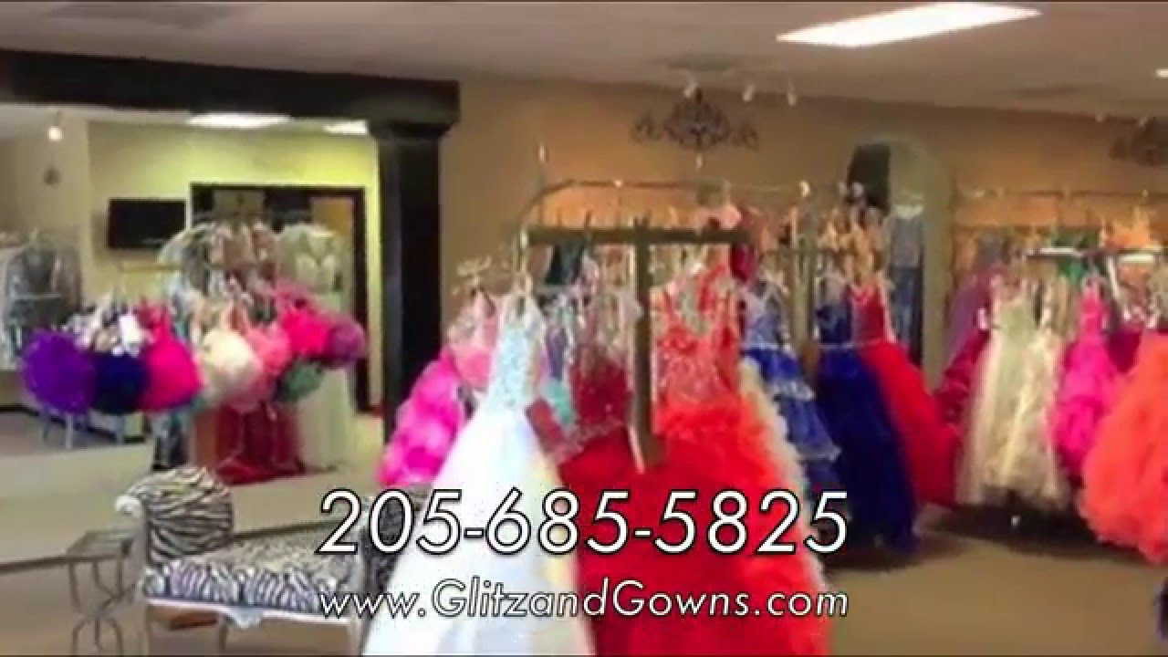 Glitz & Gowns About Us | 205-685-5825 - YouTube
