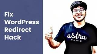 Download lagu WordPress Redirection Hack WP Website Redirecting to Spam or Ads Here s the Fix MP3