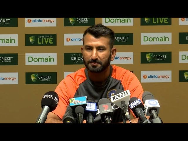 Not focusing on sledging; looking forward to play competitive cricket - Pujara
