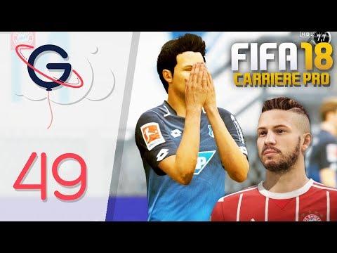 FIFA 18 : CARRIÈRE PRO FR #49
