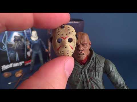 Comparing All The NECA Friday The 13th Ultimate Jason Voorhees HORROR