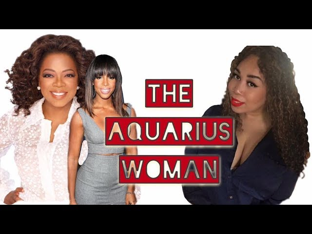 Know things about woman to aquarius 10 Things