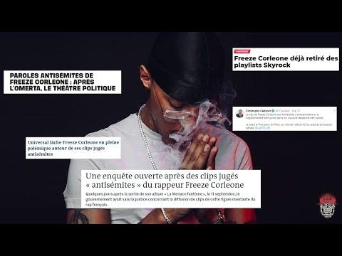 Youtube: LA POLÉMIQUE FREEZE CORLEONE