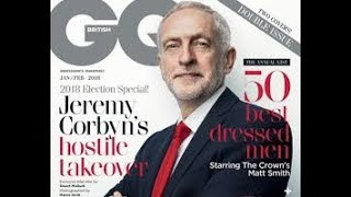 Analysing the spin surrounding the Corbyn GQ shoot!