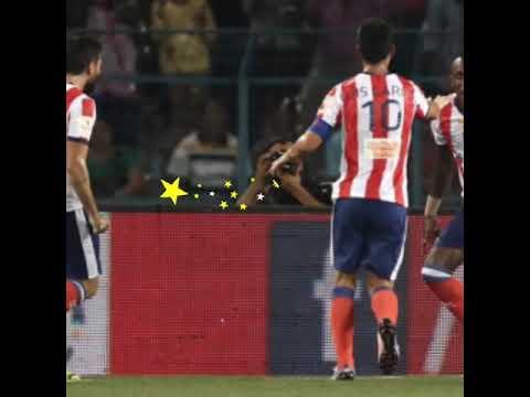 Atletico De Kolkata Theme Song & Full Squad On ISL -2017