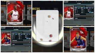 NBA All Net - Mythic Chris Paul & Blake Griffin Card Draw (iOS & Google Play App)