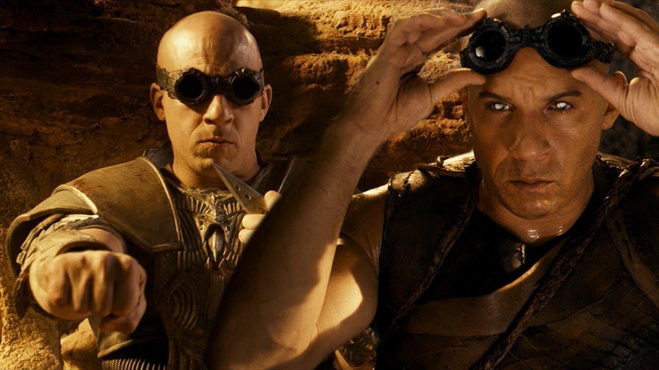 Riddick 2013 full trailer third film in chronicles of riddick youtube