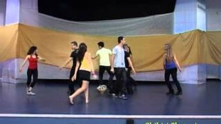 Chikiti Shetagia Dance / חיכיתי שתגיע - הדגמה