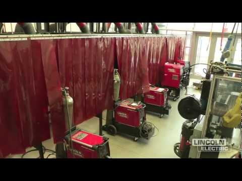 Cuyahoga Community College Provides Advanced Training with Lincoln Electric