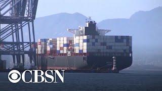 U.S. and China set to sign