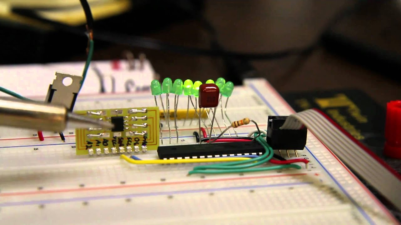 Lm75 Temperature Sensor Schematic Wiring Diagrams Source Circuits 8085 Projects Blog Archive Voltage Detection Circuit Test Youtube Tmp36