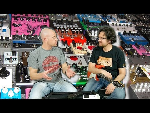 How To Build a Guitar Pedalboard - feat. Chris Liepe