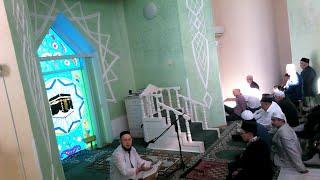 Праздничная проповедь в мечети Нур Ихлас города Набережные Челны. 15 06 2018