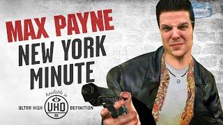 Max Payne - New York Minute Walkthrough [Full Game]