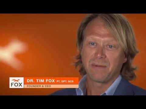 Who is FOX Rehabilitation? Tim Fox Explains