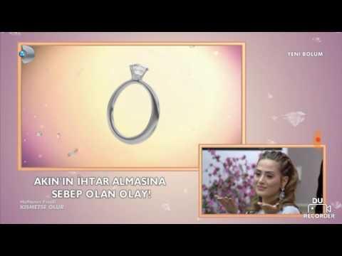 Kısmetse olur Haftanın finali (akının hoşlandığı kız eziginin şok açıklaması)
