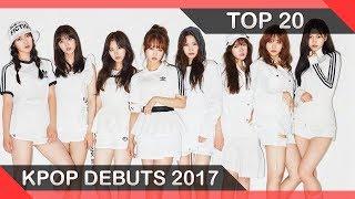 Top 20 KPOP Girl Debuts of 2017 (so far)