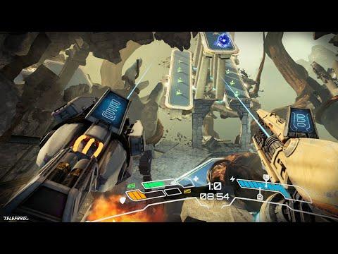 Telefrag VR (Beta) (Oculus Rift & HTC Vive) - Steam Game for Free