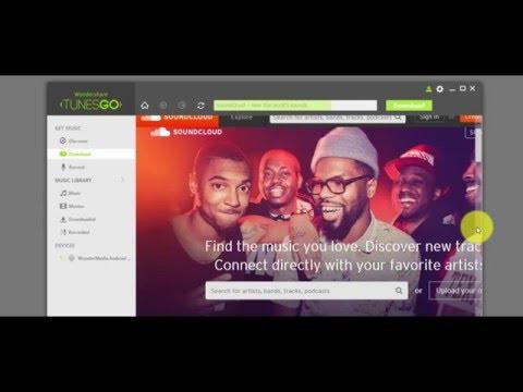 download soundcloud mp3 free--top 5 app