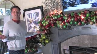 Today's Home With Chris H. Olsen - Old Fashioned Mantle With A Twist