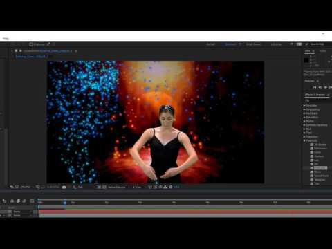 Ballerina Magic Particles