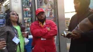 Black Christian Women VS. Hebrew Israelites on Time Square