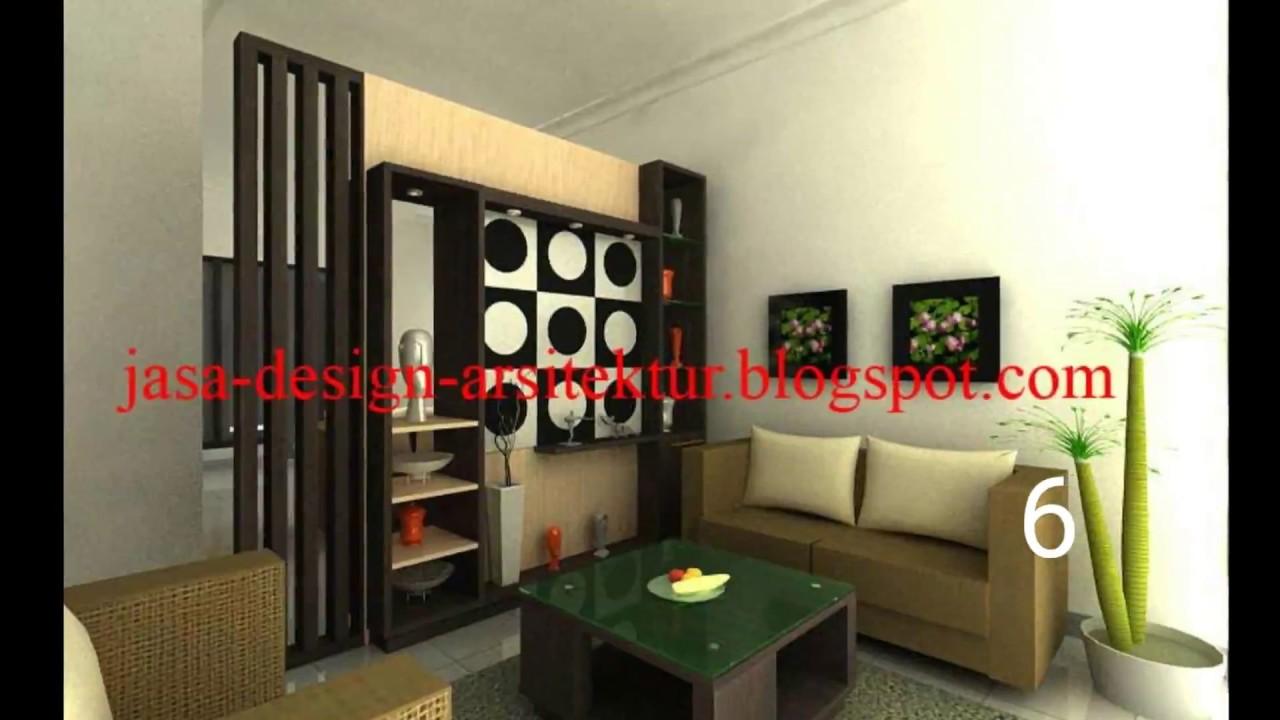 11 Desain Lemari Sekat Minimalis Modern Playwood Finishing Hpl